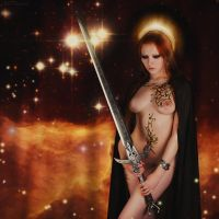 Worlds of Luis Royo by Anhen