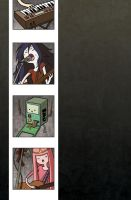 Marceline and the Scream Queens #2 by HueVille