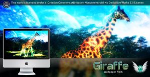 Giraffe Wallpaper Pack by 878952