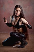 X-23: Claws by OscarC-Photography