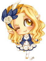 Commission for Allystel on Gaia Online by Buried-Above-Love