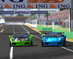 rFactor - Fight for the 1st Place by ReptileMK423