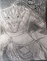 LoL Renekton by HiddenWolfSoulKimi