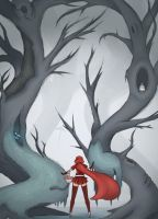 :Red Riding Hood: by Blakstorm78
