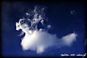 The Cloud Monster by Zamolxes