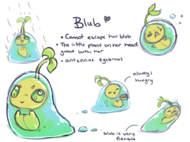 Blob Adopt CLOSED by Bowdino