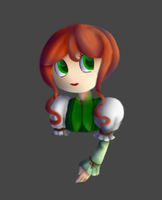 ~WIP~ Contest Entry Penny by DesuPurpalHoodie