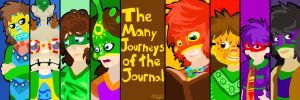 'The Many Journeys' Banner by Lizzieknight