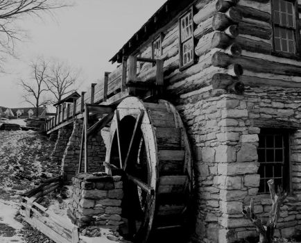 WaterWheel by S3V4STR4