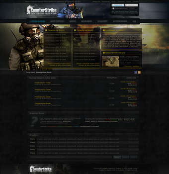phpBB2 - Counter Strike by nSharky