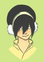 Toph by fleetingspirit