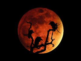 Blood Moon by midnightstouch