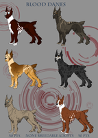 Blood Danes Sheet 6 CLOSED by ElysianImagery