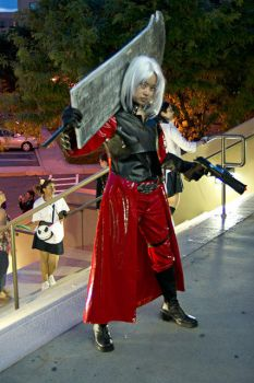 Devil May Cry 2 - cosplay 3 by Chibiko