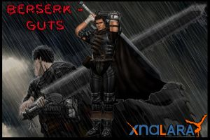 Berserk - Guts for XPS! by ASideOfChidori
