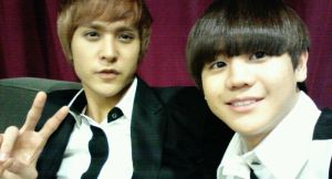 Yoseob DongWoon V by waterbirdART