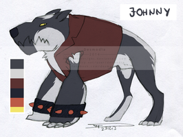 Reference: Johnny [personal] by DesmodiaDesigns