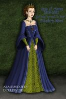 Anne of Cleves by daretoswim7709