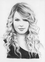 Taylor Swift 4 by Hong-Yu