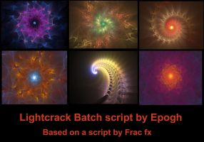 Lightcrack batch  by Epogh by Epogh