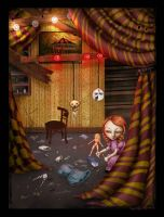 Carnidoll Room by asunder