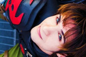 Hiccup Cosplay - Chief of Berk - HTTYD2 by AlexanDrake89