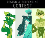 DESIGN A SERPENTINE - CONTEST by CharliOak