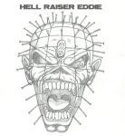 Hell Raiser Eddie by CreepingNinjas