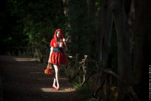 Little Red Riding Hood by Lilletta