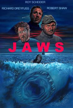JAWS - Poster version by Harnois75