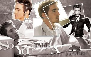 Lee Pace - So U take a picture by WATelse