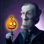 Bill Nighy by bigquix