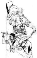 FAFHRD AND THE GRAY MOUSER by COUNTPAGAN