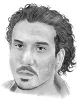 Naveen Andrews by Ilojleen