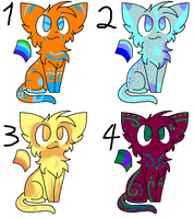 (Closed) Free Winged Cats by deviantADOPTABLE