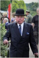 Wartime Weekend Rothley by Chrobal