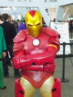 Iron Man 01 by AngelicDemonSlayer