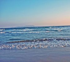 pure morning- Crete.Greece by 0oSummerdreamo0