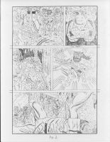 Elfquest page 2 by RoyPrince