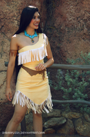 Native Princess by DisneyLizzi