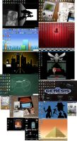 My Desktops 12.05.2014 by BLUEamnesiac