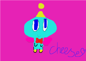Cheese The Chao by CreamTheRabbit1234