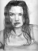 Katie Holmes by Dygo