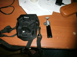 my new Camera backpack by Mister-Lou