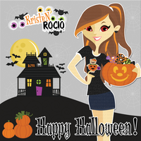 New ID Halloween 2013 by RoohEditions