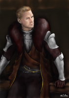 Cullen Rutherford by Wolchenka