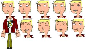 Total Drama-Mike by marci56