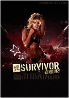 WWE Survivor Series Poster by xwadigg