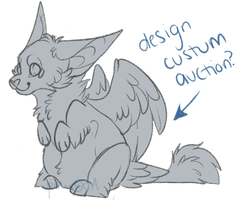 custom design auction by pew