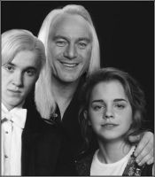 One Big Happy Malfoy Family by LostMaeblleshire